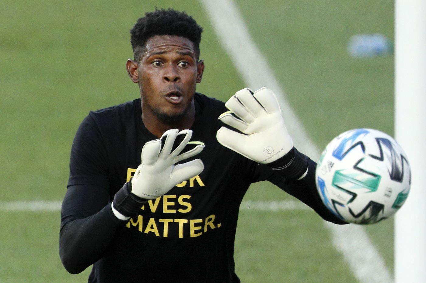 Union's Andre Blake wins MLS goalkeeper of the year award