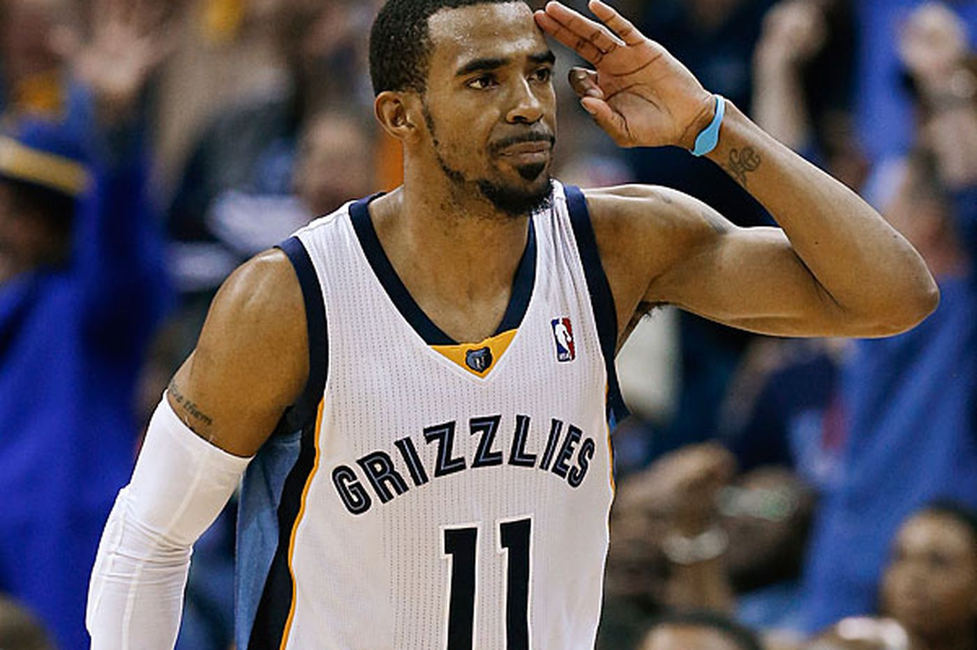 Grizzlies hold off Thunder in overtime to lead series, 2-1