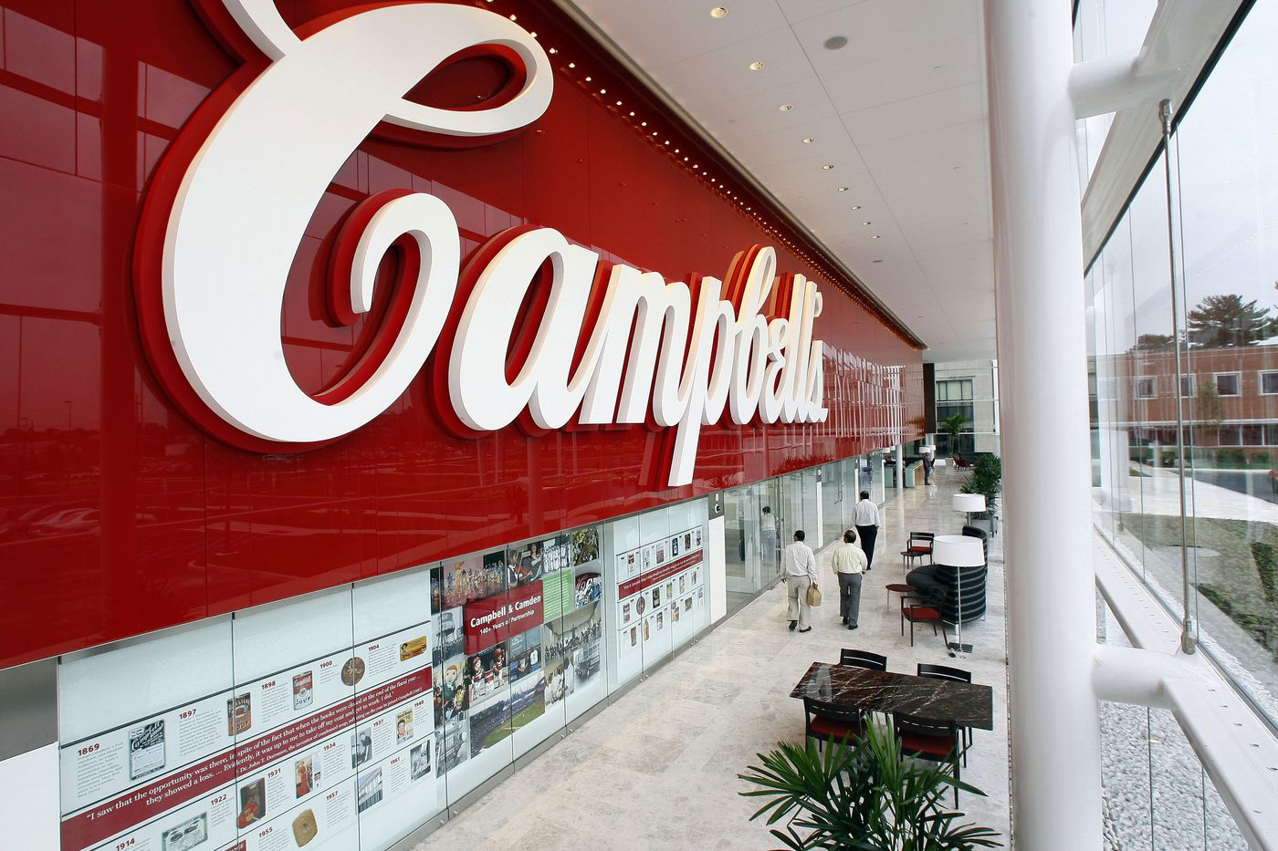 Campbell Soup under fire from activist investor