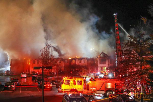 Firefighter recounts scene at West Chester nursing home fire