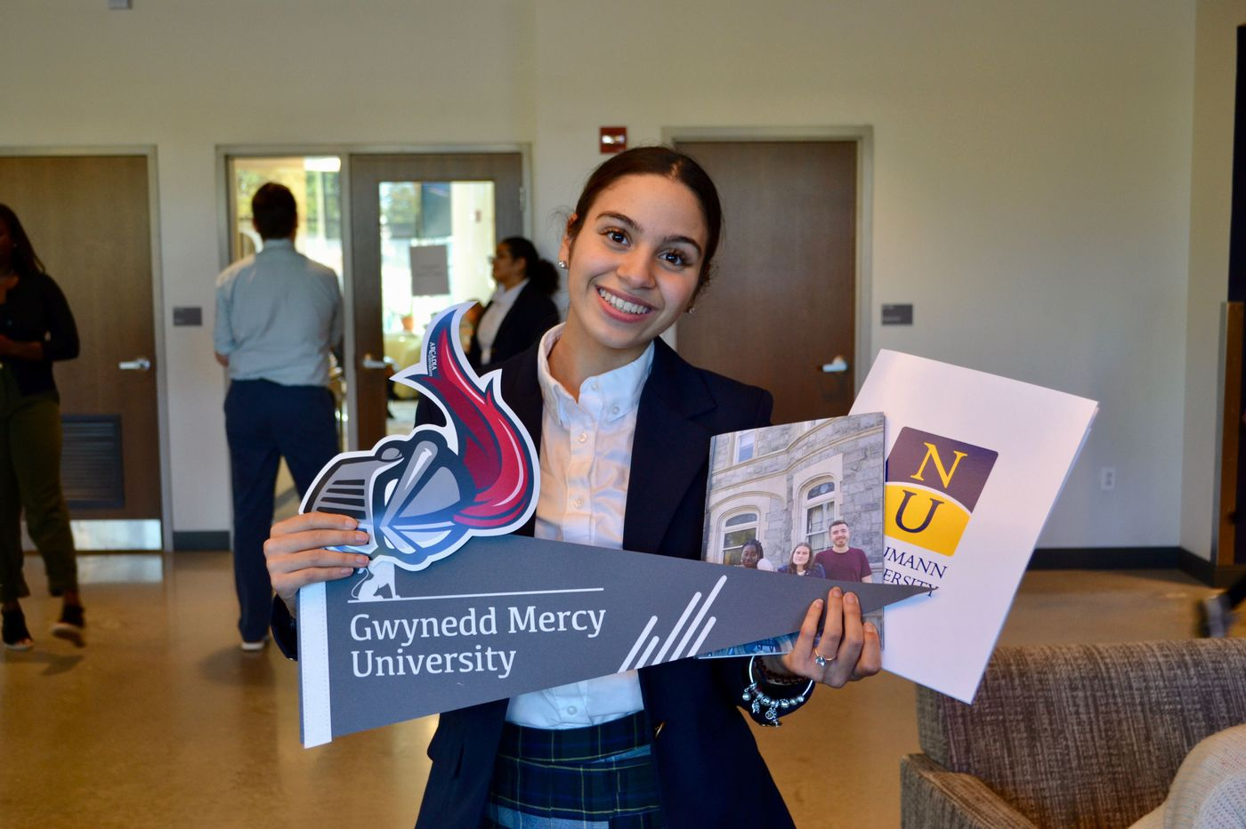 RoundUp: Cristo Rey students celebrate college acceptances, Main Line church hits 100, long-time volunteer firefighter honored