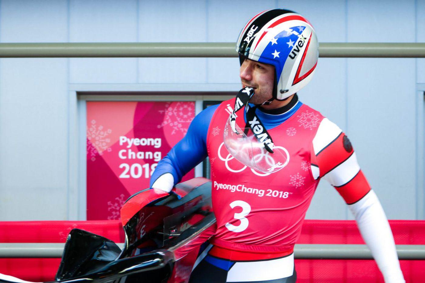 Pennsylvanians Andrew Sherk, Jayson Terdiman seek Olympic luge glory