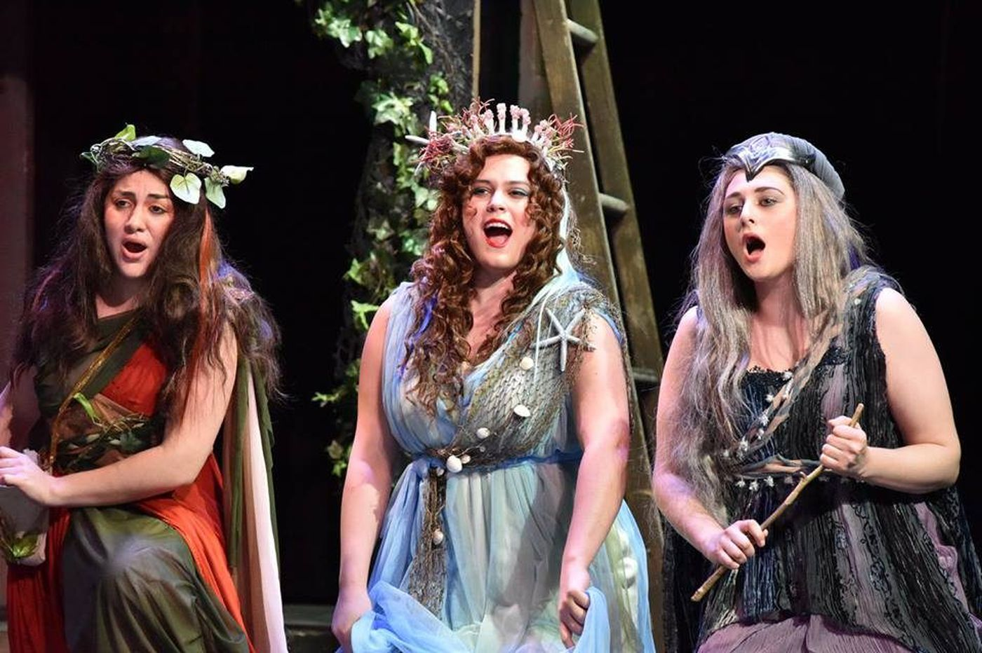 A mixed 'Ariadne auf Naxos' at the Academy of Vocal Arts
