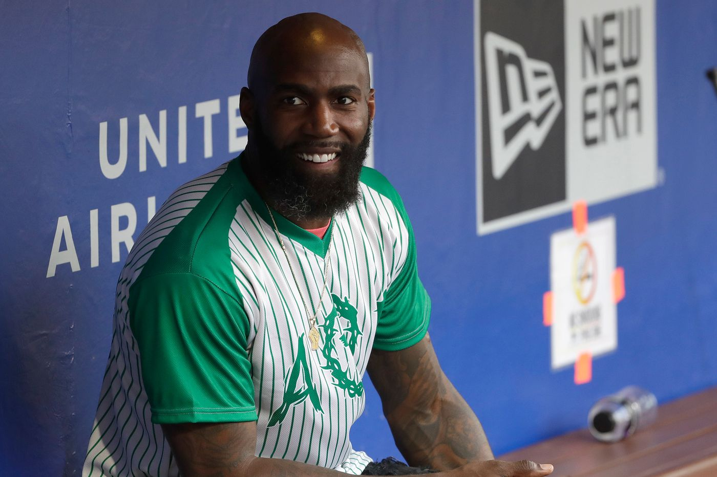 Malcolm Jenkins to report for Eagles minicamp