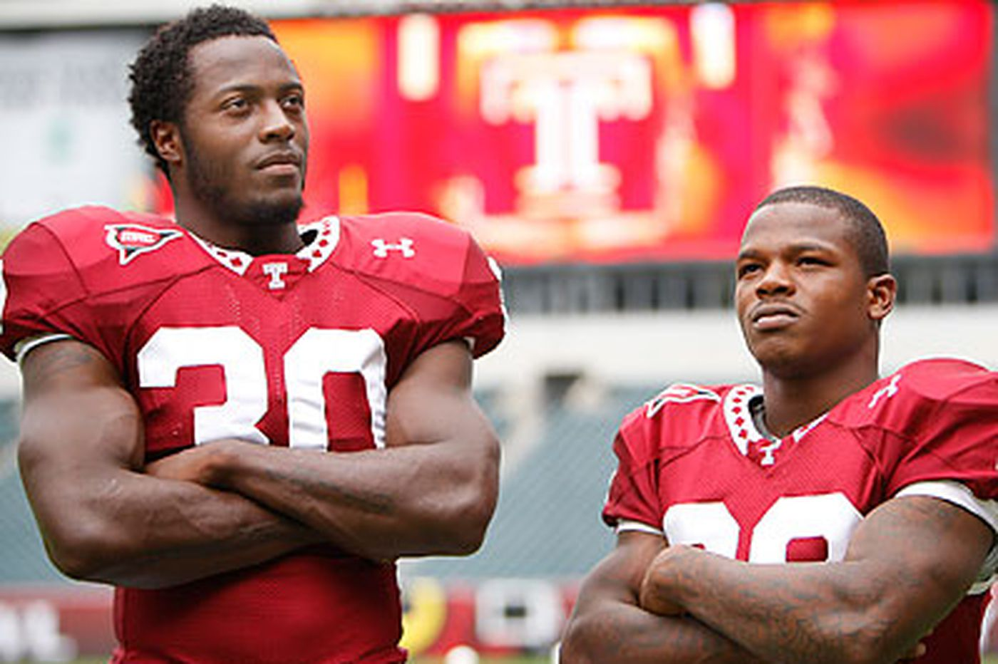 Temple eager to unwrap its one-two punch