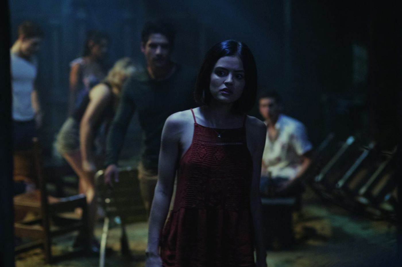 Nary a scare in 'Truth or Dare'   Movie review
