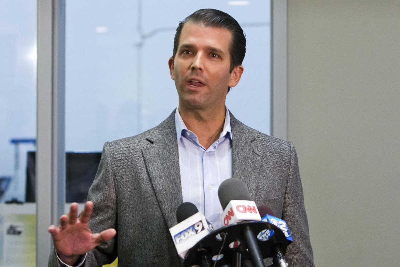 Donald Jr.'s meeting dumb but, so far, not criminal - and nowhere near treason