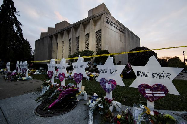 Philadelphia promised to stand with Pittsburgh after the Tree of Life shooting. Time to do it. | Editorial