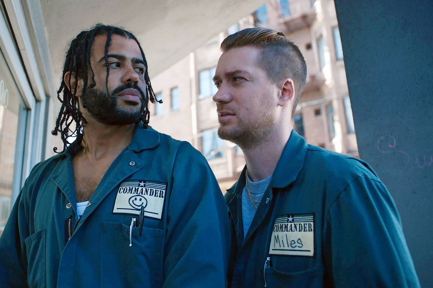 'Hamilton' star Daveed Diggs talks about his new movie, 'Blindspotting'