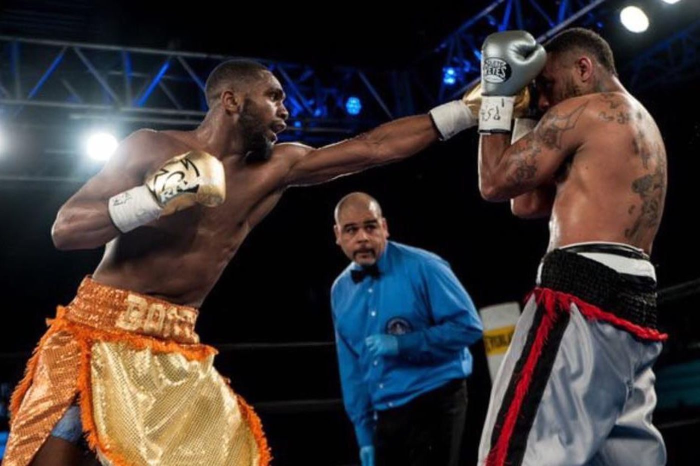 Rising Philly welterweight boxer Jaron Ennis to step up in competition in November