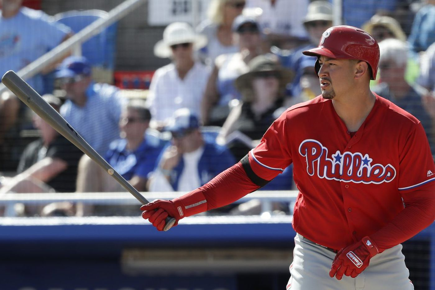 After hard year, Roman Quinn and Dylan Cozens now playing catch-up for Phillies | Mike Sielski