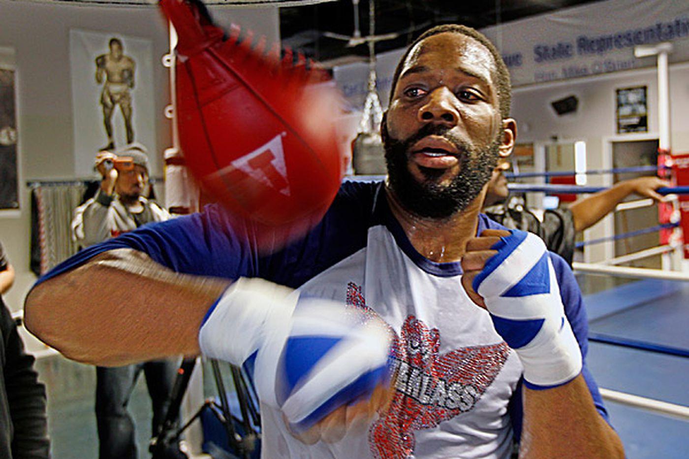 Jennings' fight canceled