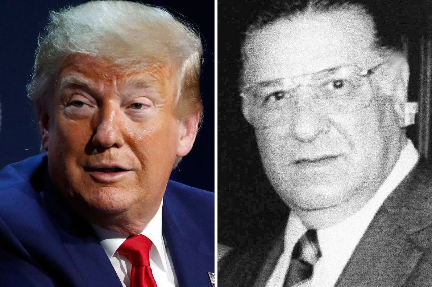 Trump incorrectly cites former Philly mayor Frank Rizzo for racist phrase aimed at protesters