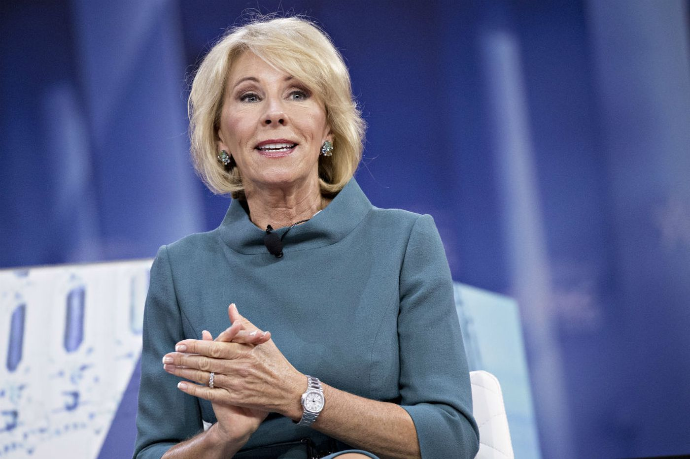 Betsy DeVos set to rewrite guidance on college sexual assault cases
