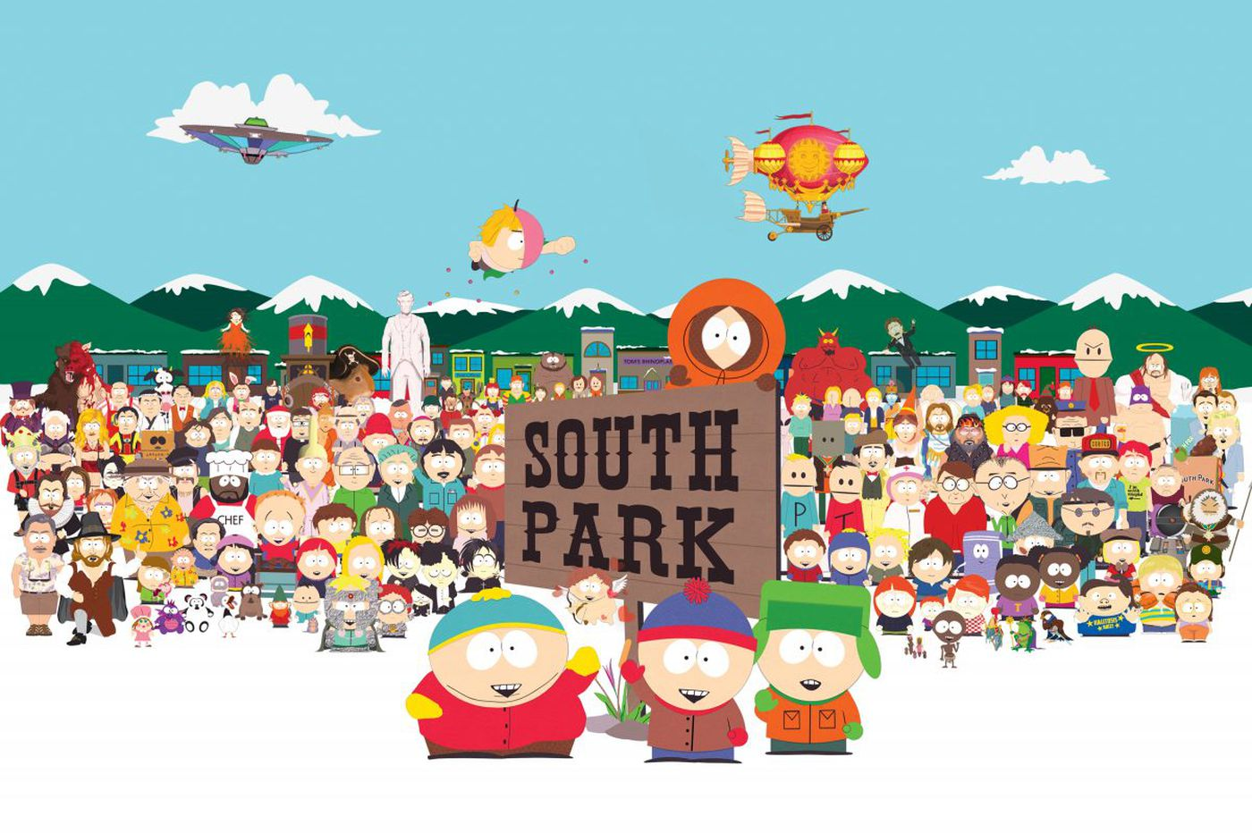 20 years later, does America still need 'South Park'?