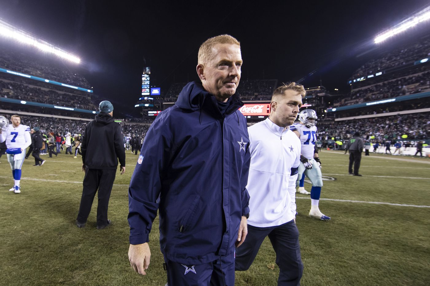 Jason Garrett stays in NFC East, will be Giants' new offensive coordinator