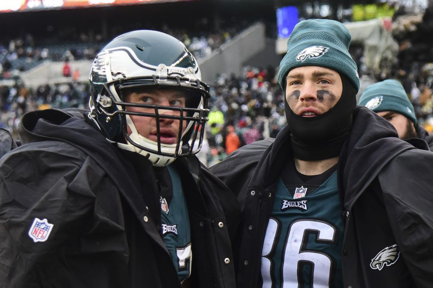 Eagles make history as first-ever No. 1 seed to be a Vegas underdog