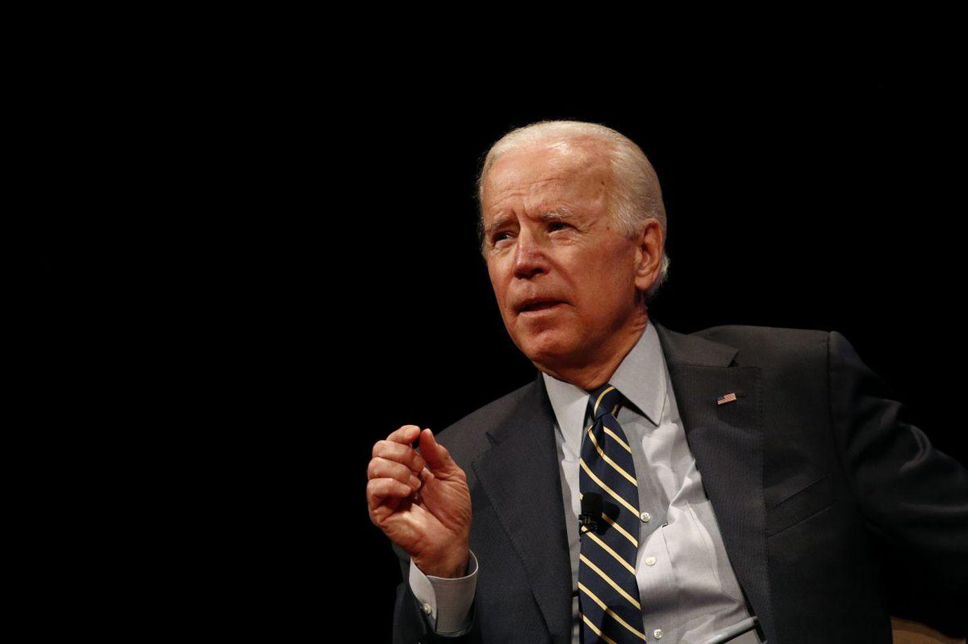 Joe Biden to speak in Philly Wednesday on future of cancer treatment