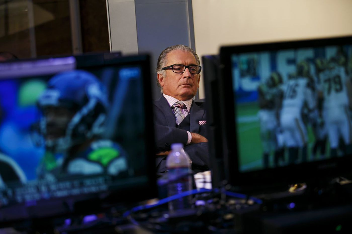 Philly Special should not have counted, Fox rules analyst Mike Pereira says
