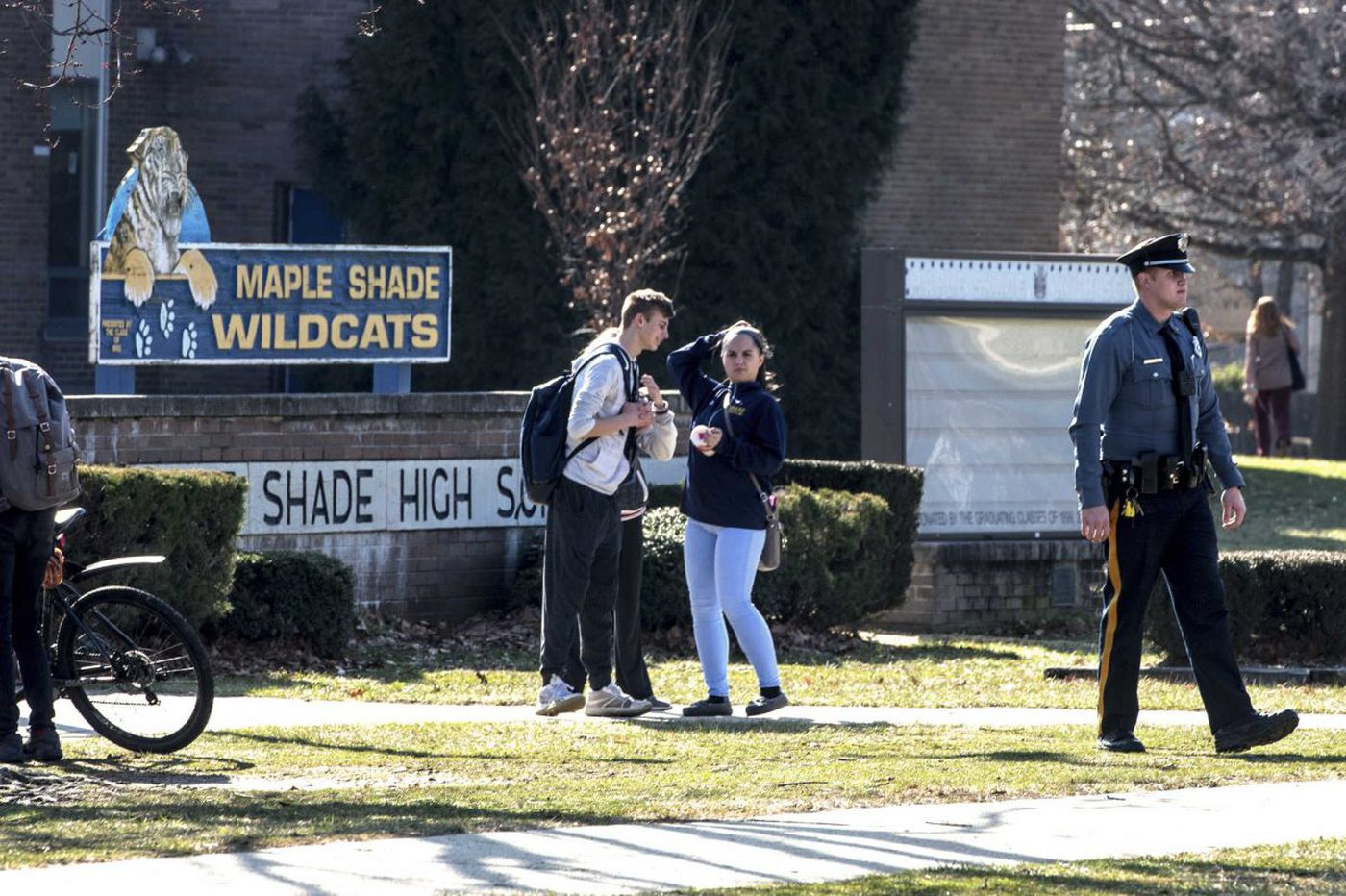 Racist social-media posts spark outrage at Maple Shade High in South Jersey