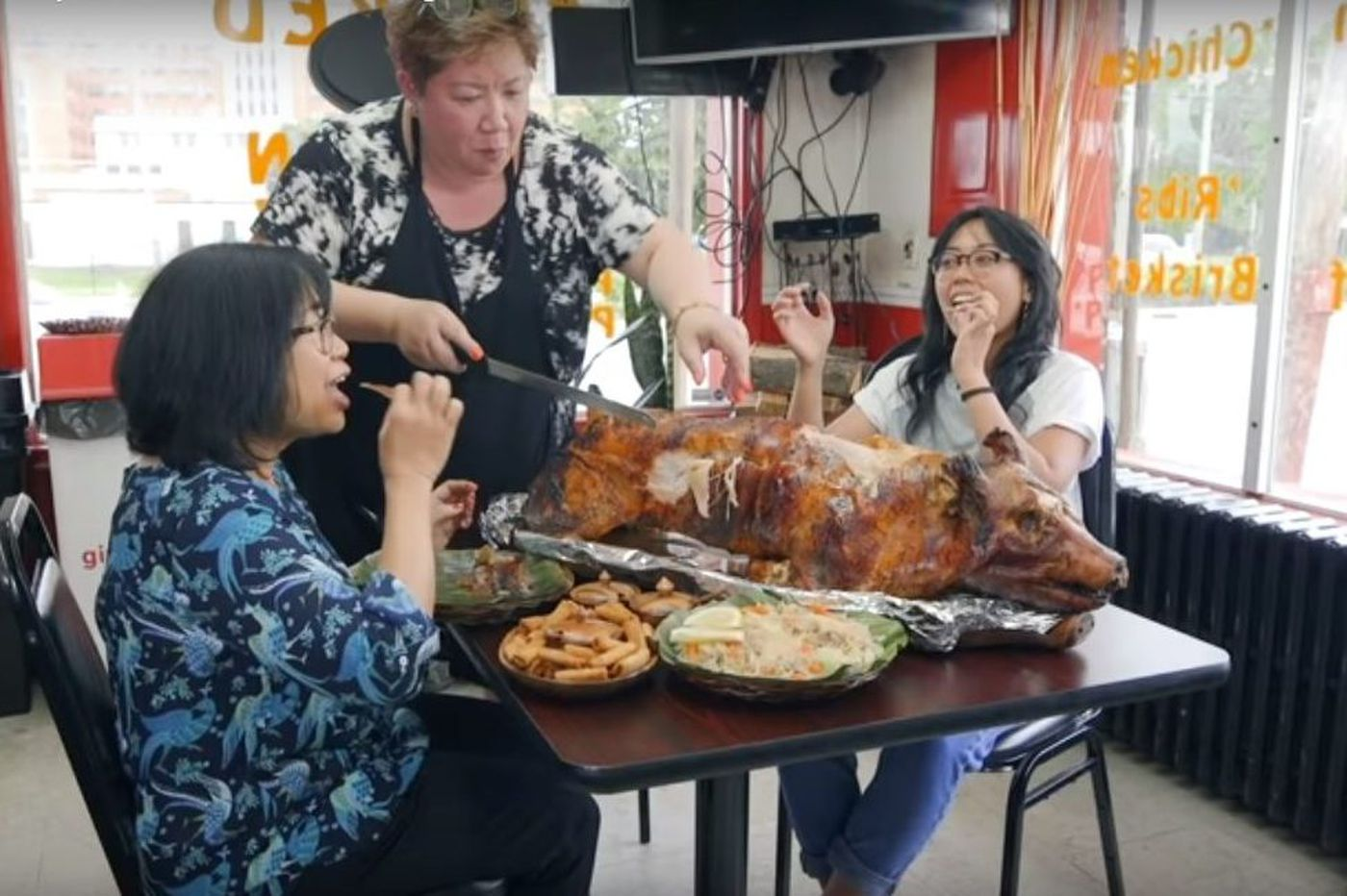 Gulp: You can get authentic Filipino lechon — spit-roasted pig — in Wilmington, Delaware
