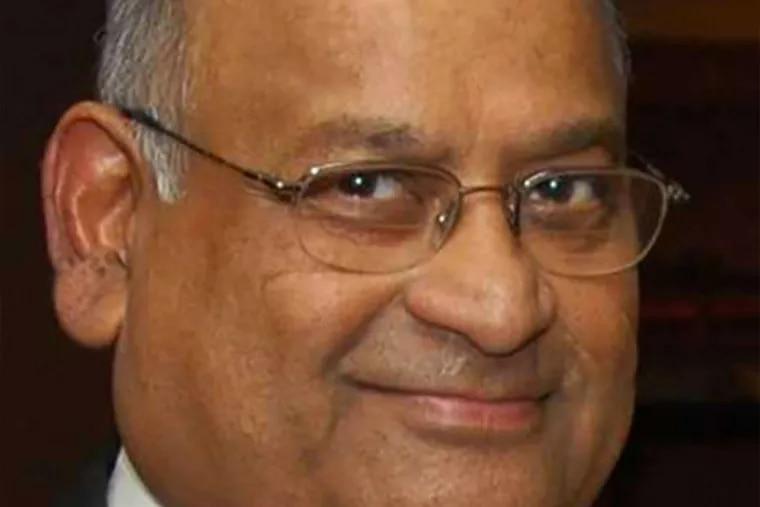 Pennsylvania elector Ash Khare.