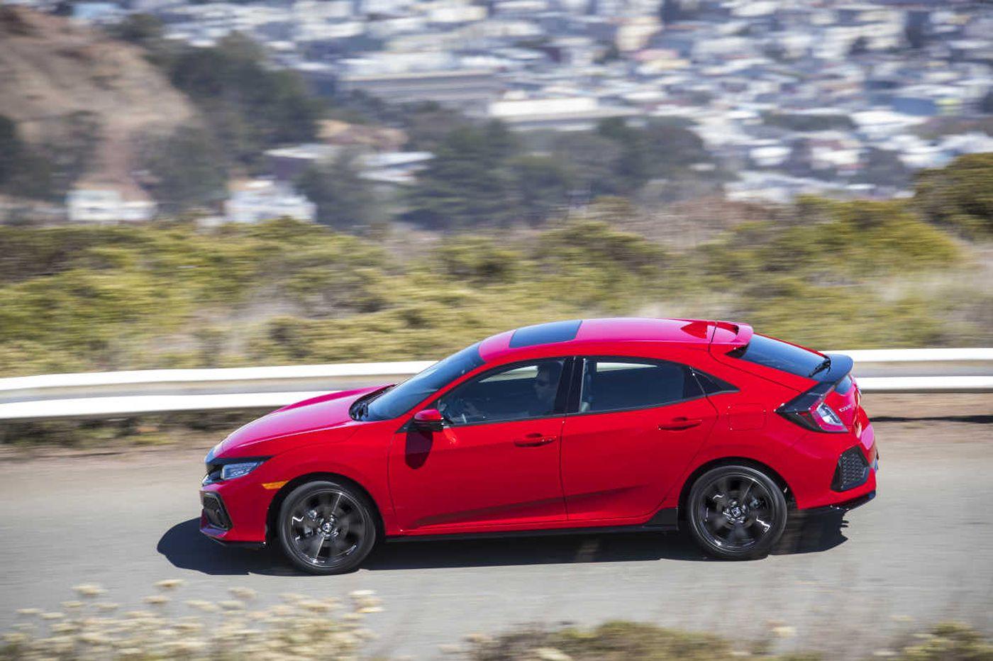 Honda Civic Hatchback Sport opens up new possibilities