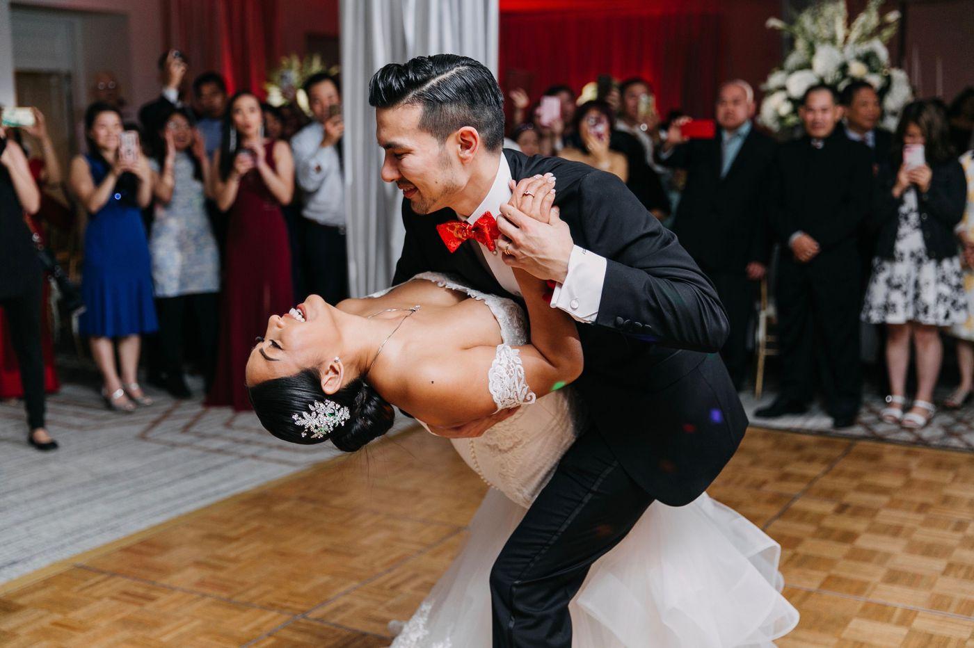 Philadelphia weddings: Aimy Tran and Henry Chou Jr.