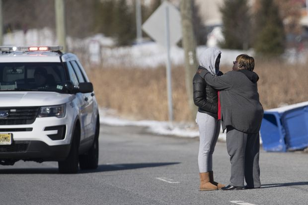 The links between domestic violence and workplace shooters