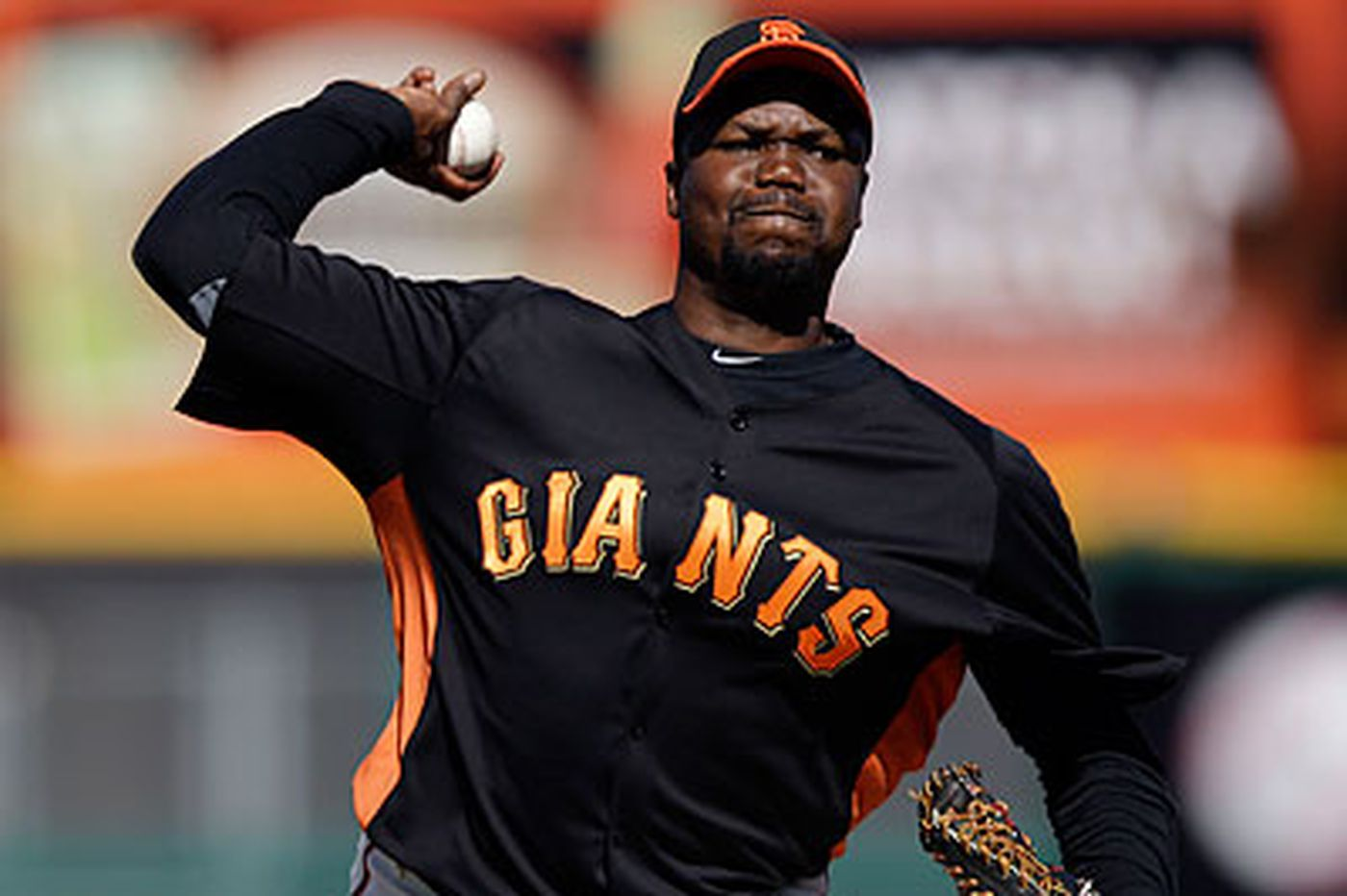 Touch 'Em All: Giants' Mota draws 100-game suspension
