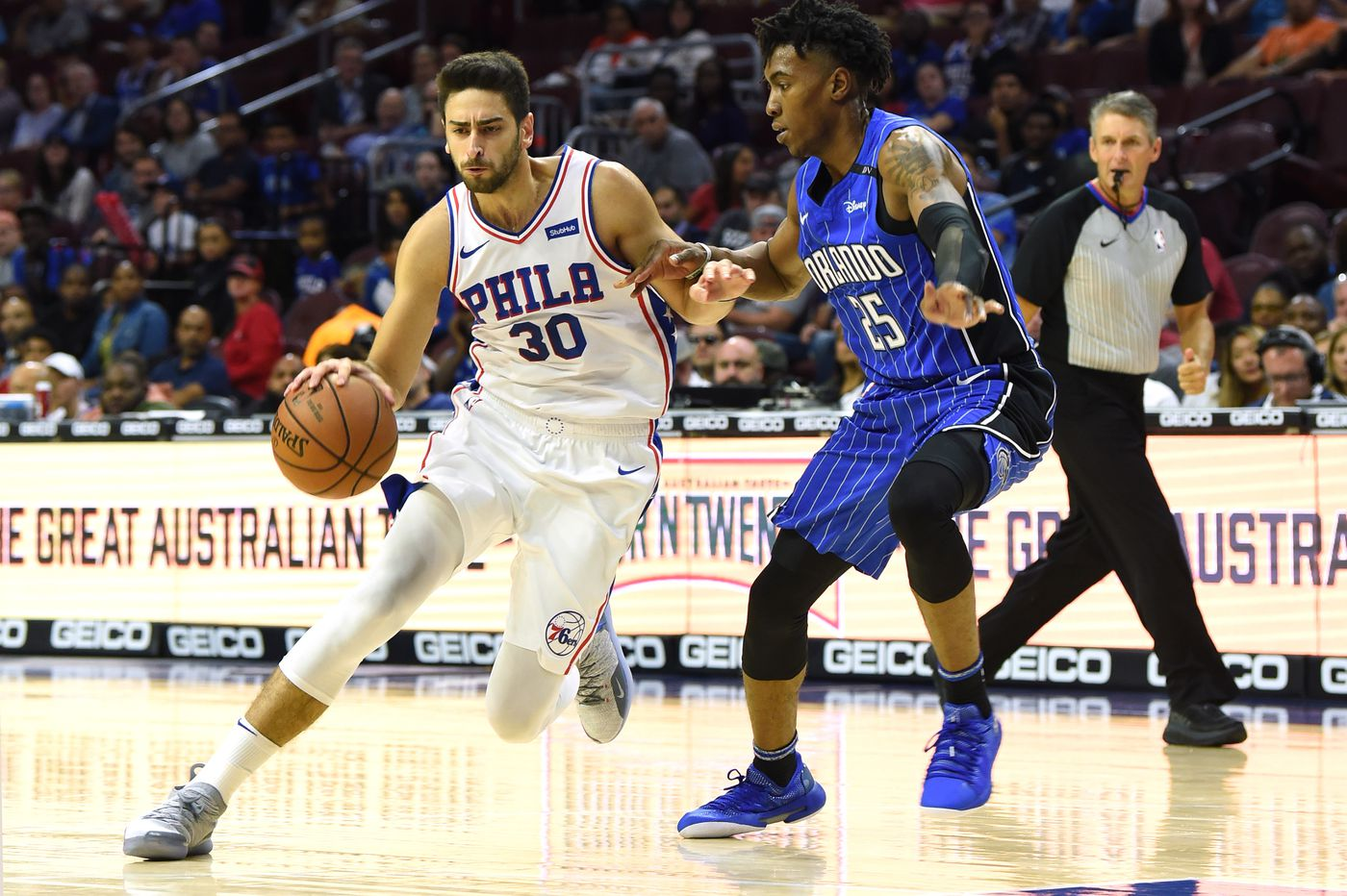 Sixers podcast: Discussing Furkan Korkmaz, franchise legends and more