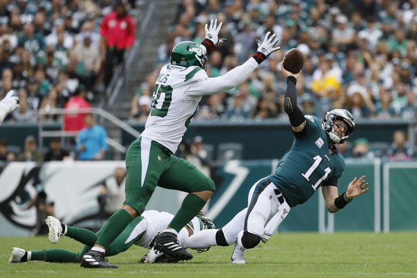 Carson Wentz must play smarter for the Eagles | Marcus Hayes