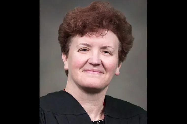 Philadelphia Common Pleas Court Judge Anne Marie Coyle