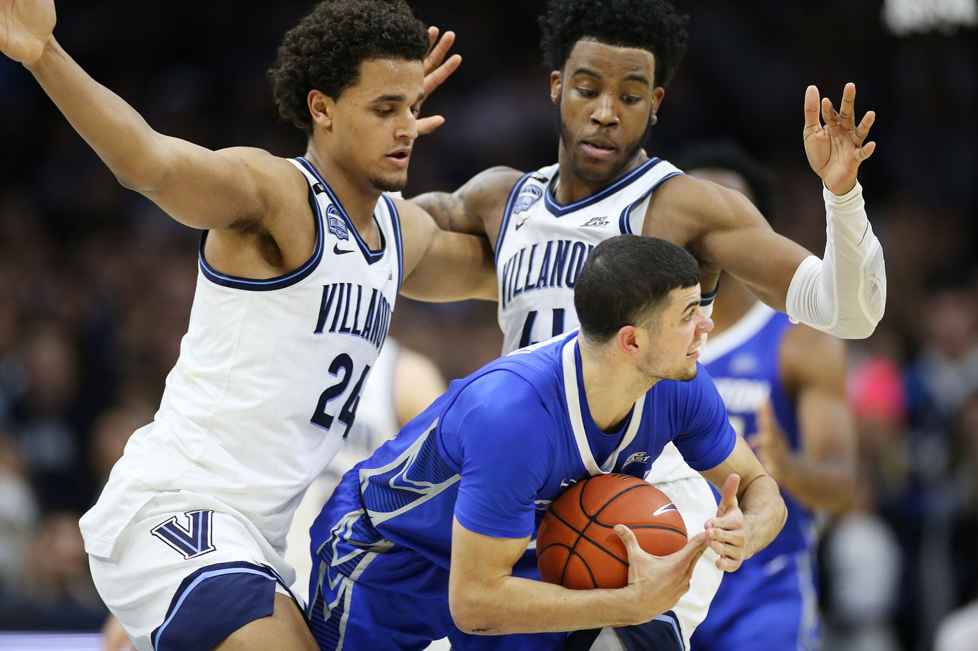 Villanova hopes its next Big East rematch goes better than the previous one
