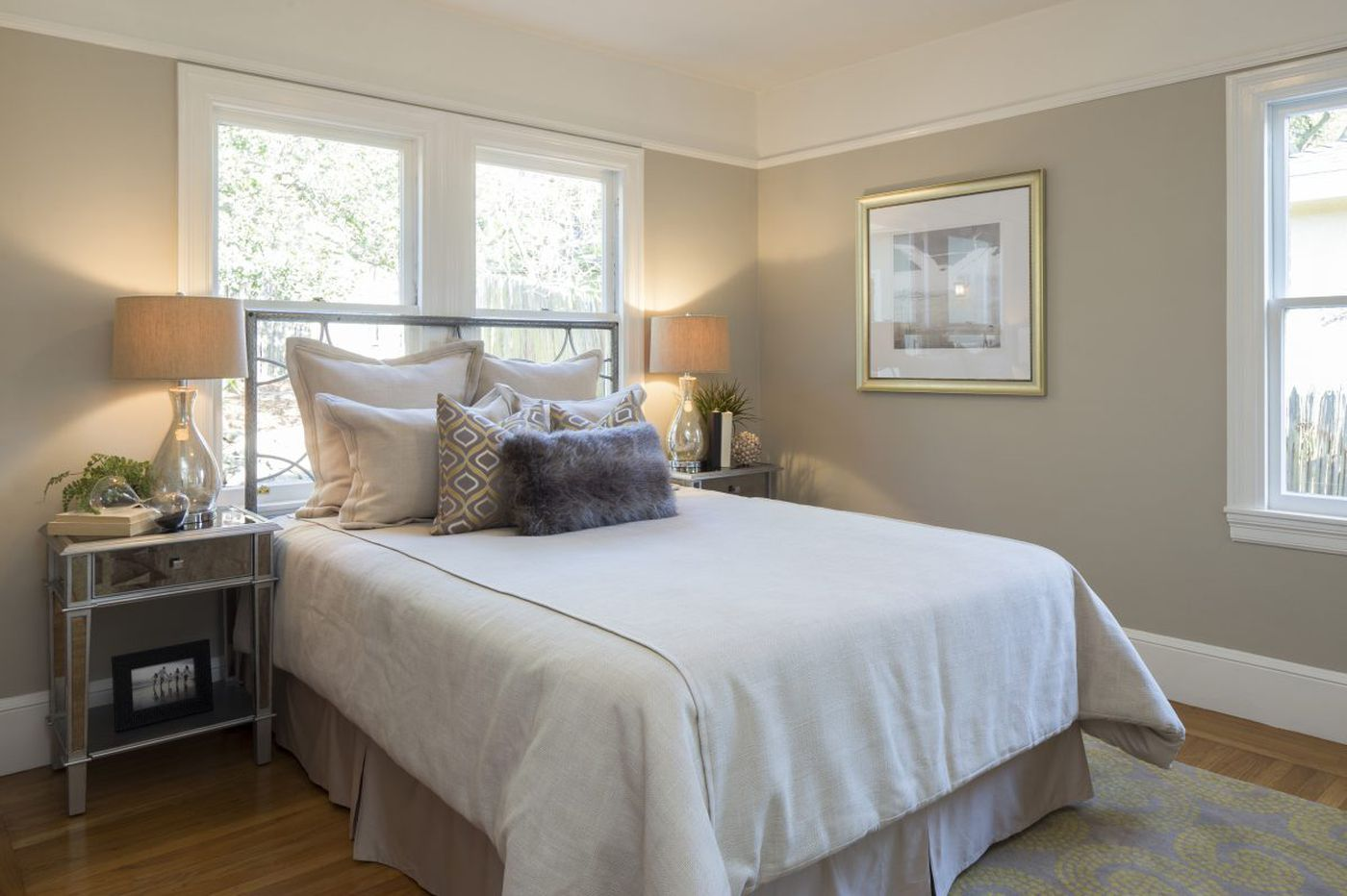 Ask Jennifer Adams Ideas For How To Place A Bed In Front Of A Window