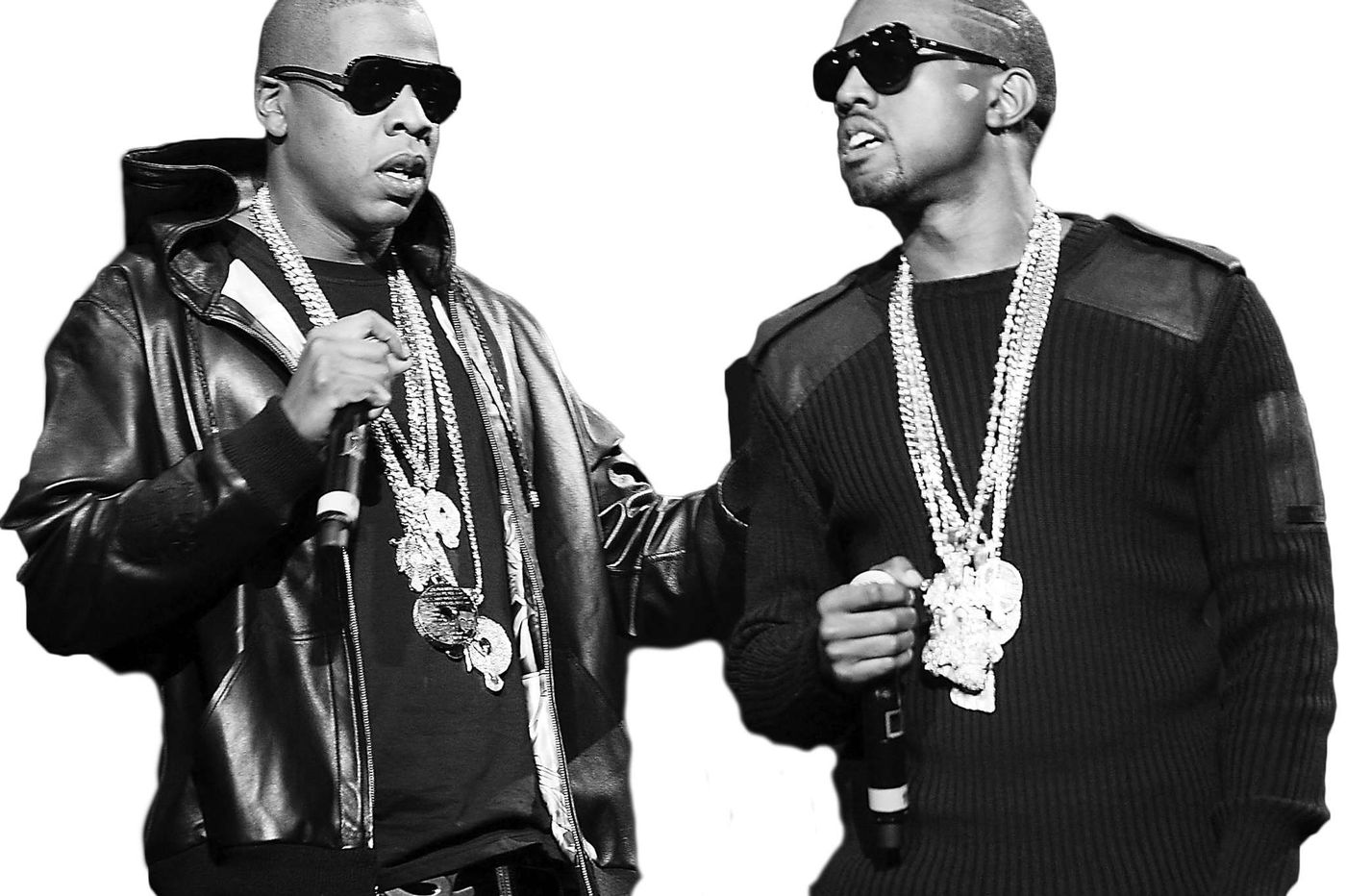Kanye West Disses Jay Z In Tidal Wave Of Curses