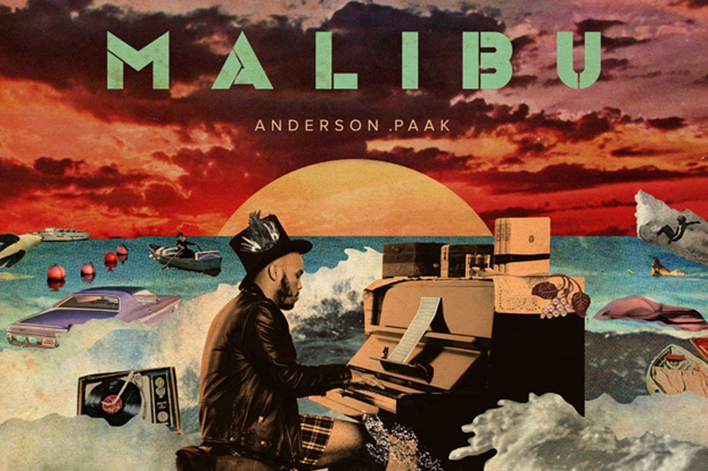 New albums: Anderson .Paak, Hank Williams Jr.