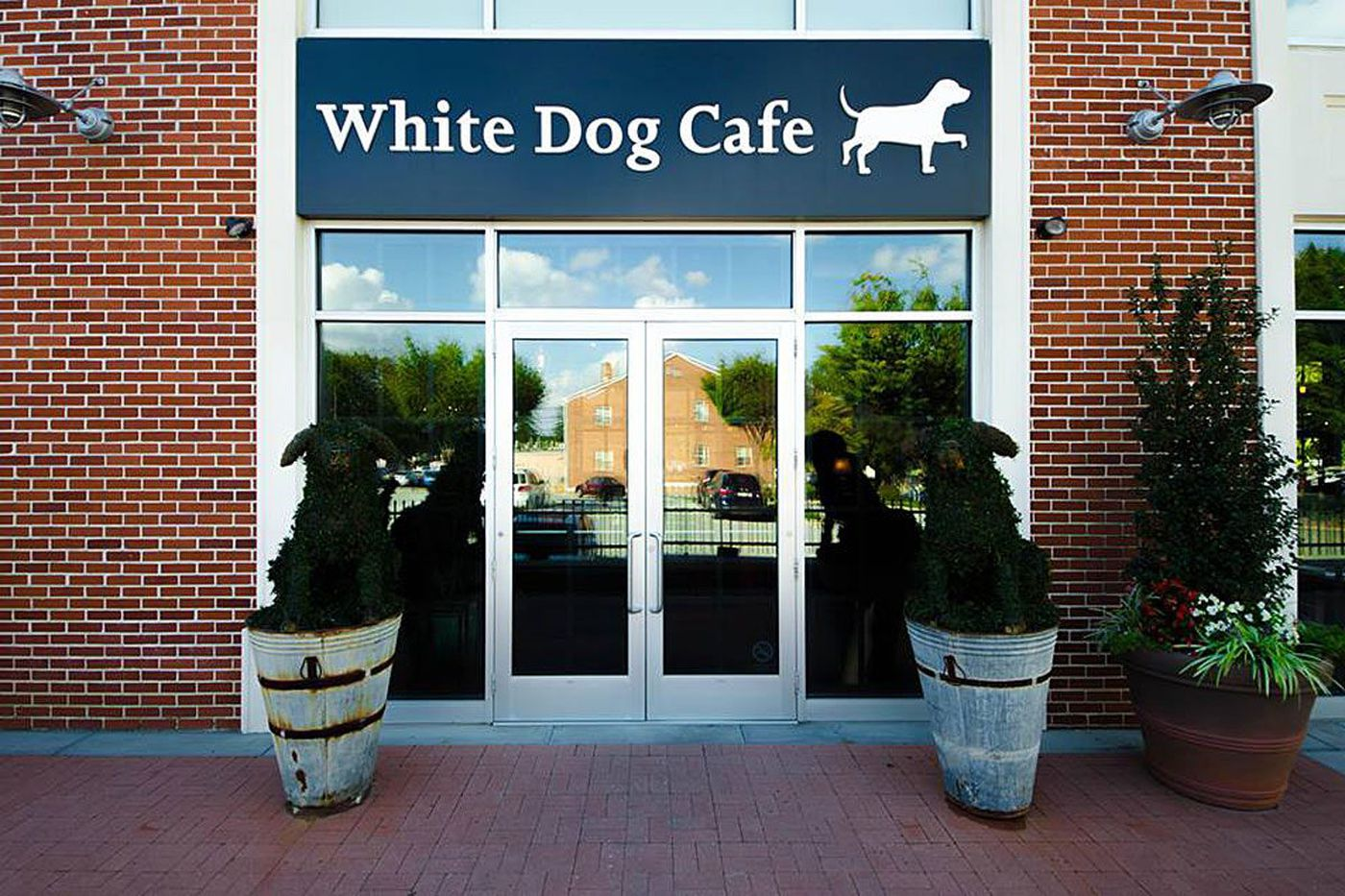 White Dog Cafe in Wayne closed by duct fire