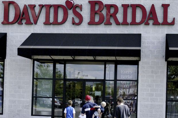 David's Bridal says creditors will keep stores open, dresses flowing, in bankruptcy