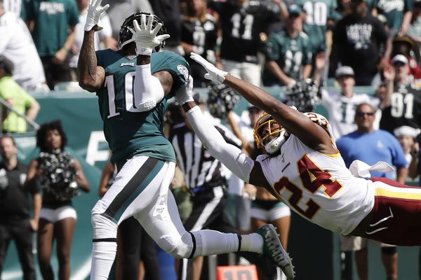 Eagles-Falcons: The numbers on Carson Wentz, DeSean Jackson and the Eagles defense