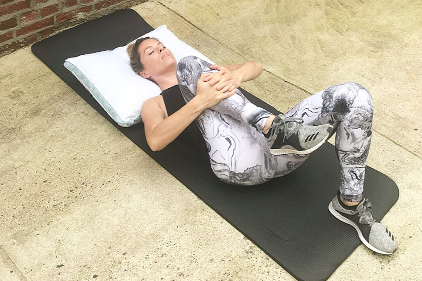 Tossing and turning? Fall asleep faster with these 3 stretches