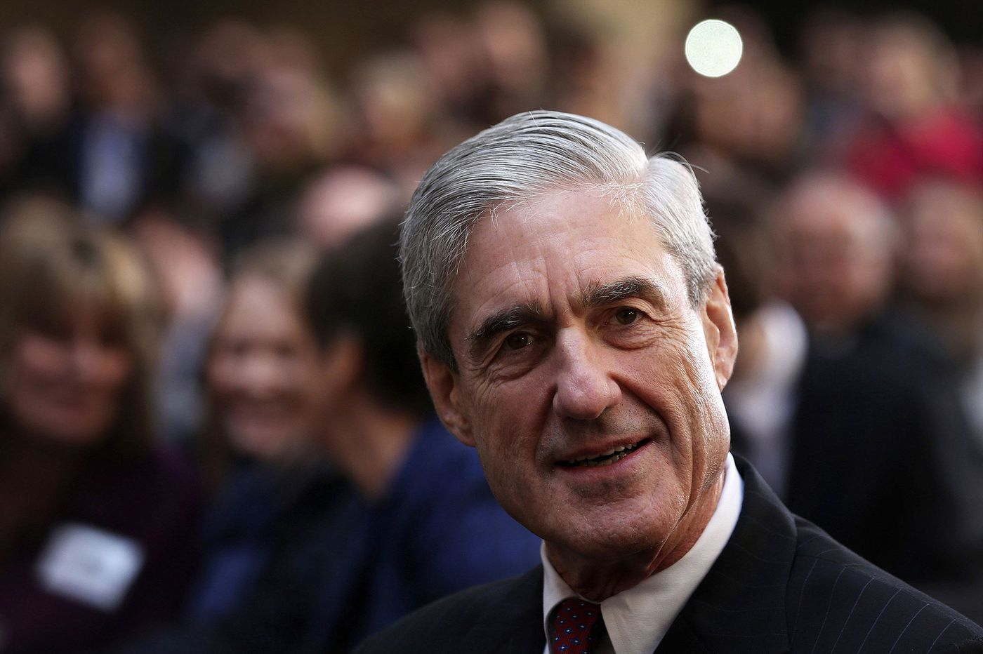 Special Counsel Mueller to speak on Russian Federation probe at 11 a.m