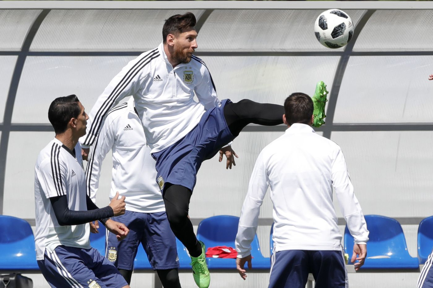 World Cup schedule: Lionel Messi, Argentina take on Iceland to highlight June 16 games
