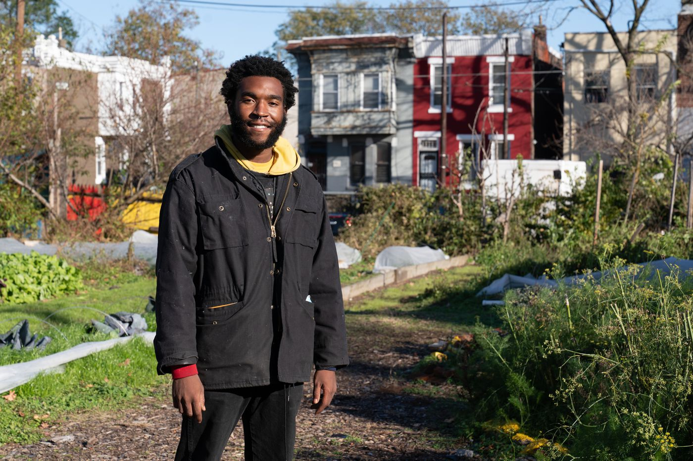 An urban farm feeding the poorest part of Philly fights to stay alive and growing