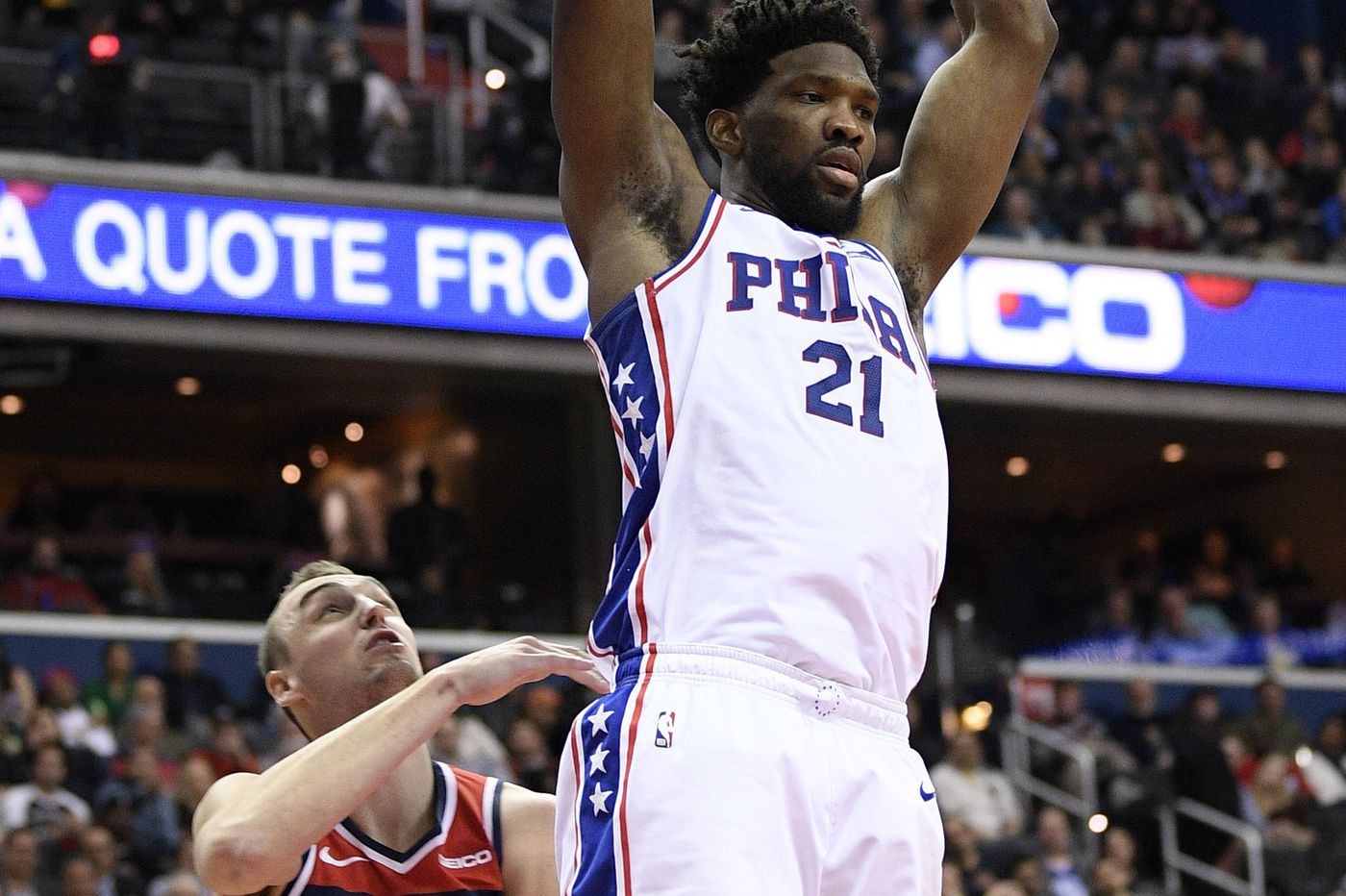 Even after loss, Sixers look to regain confidence, swagger before grueling stretch
