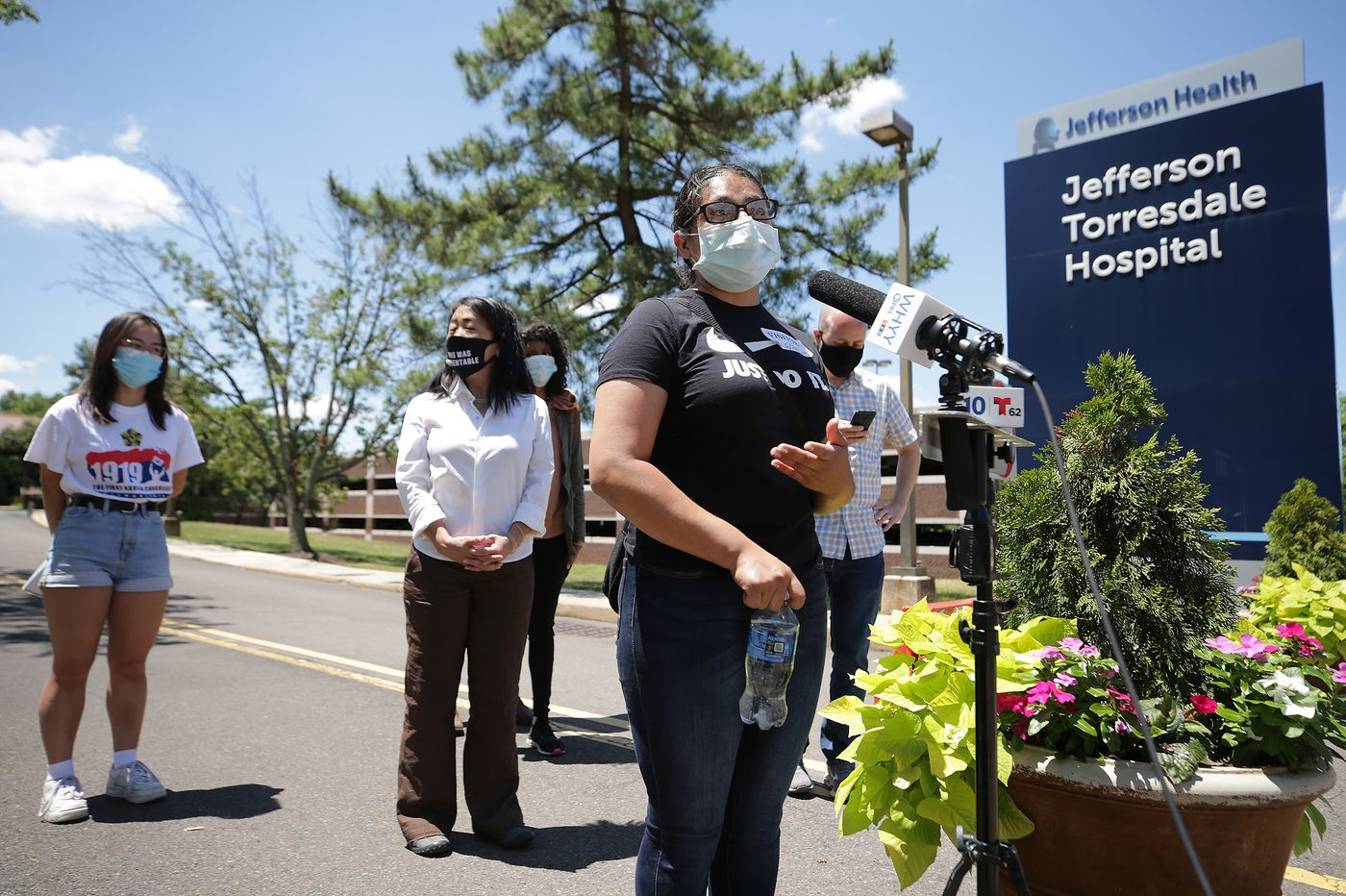 Guatemalan immigrant who faced a hospital 'medical deportation' has been moved to long-term care facility