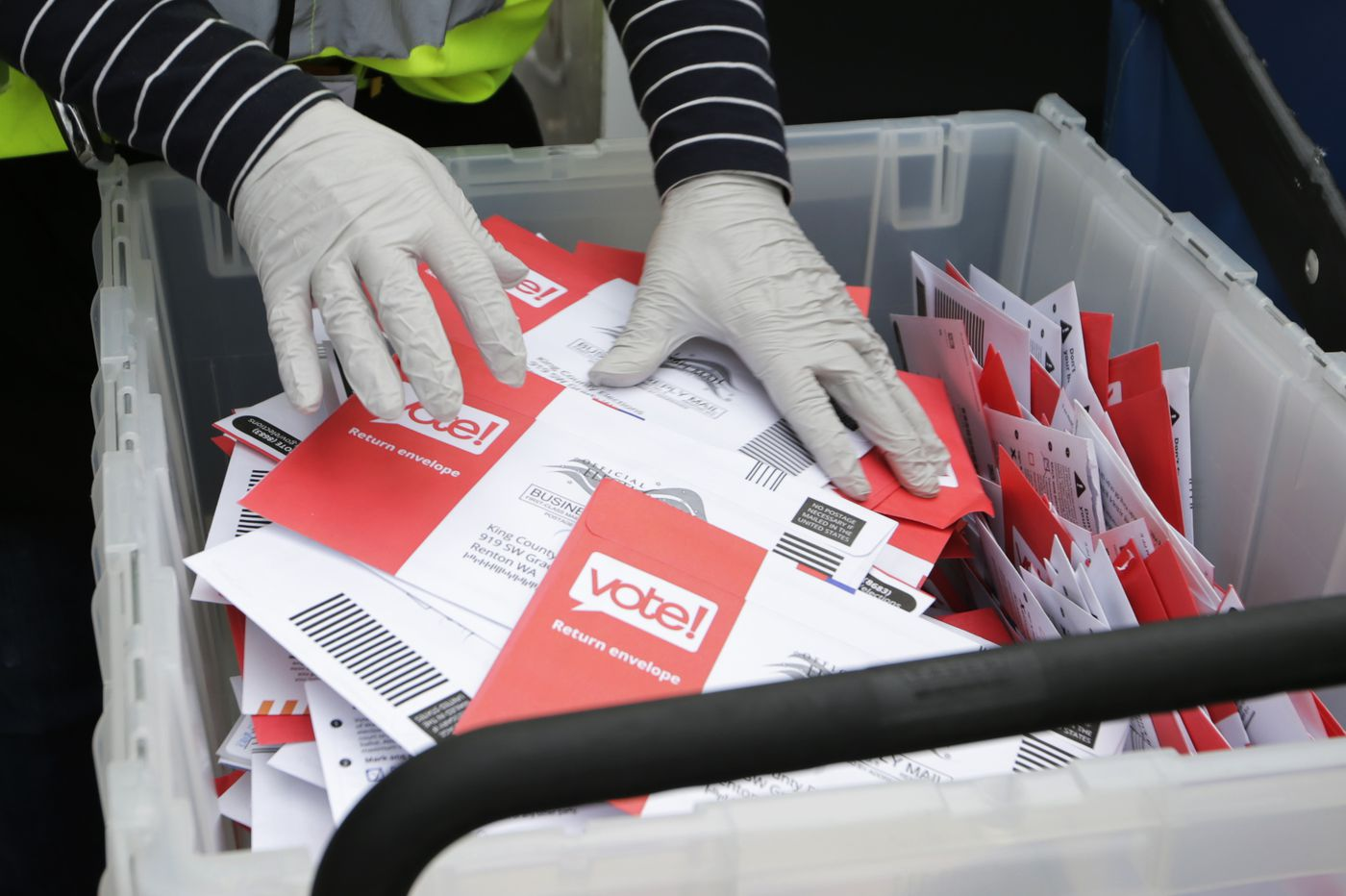 Ramp up vote-by-mail efforts so Pa. can lead the way on June 2 | Opinion