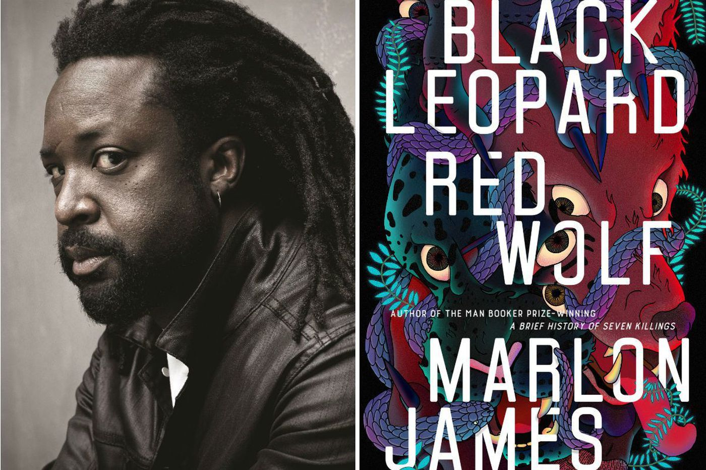 Marlon James' 'Black Leopard': The novel that rewrites the fantasy playbook