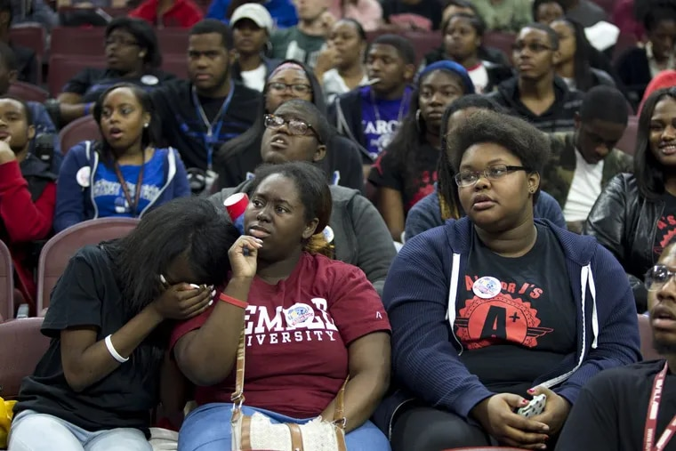 Minority students are still underrepresented in colleges.