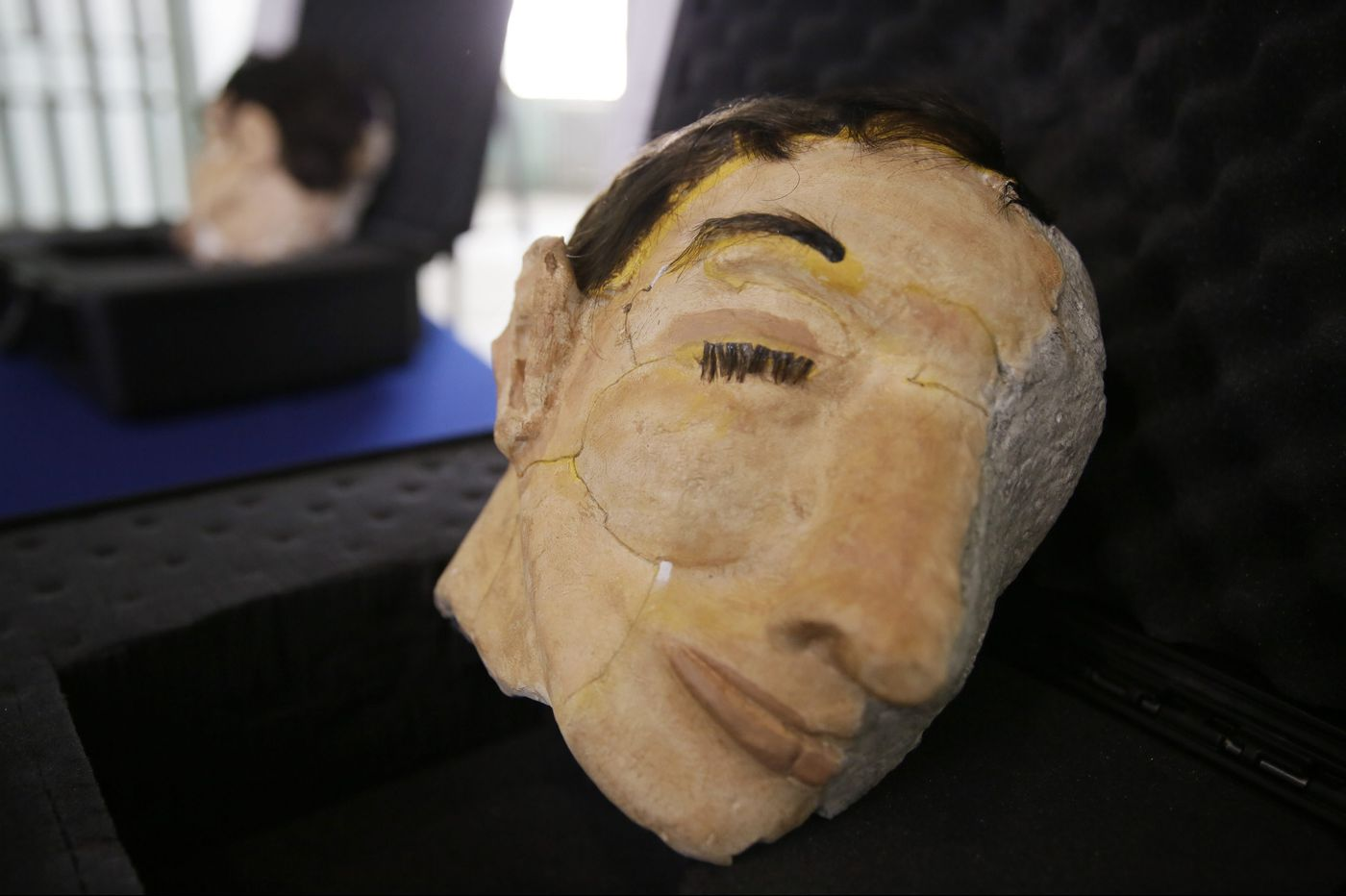 FBI re-creates decoy heads Alcatraz inmates used in escape